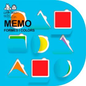 MEMO : FORMES I COLORS