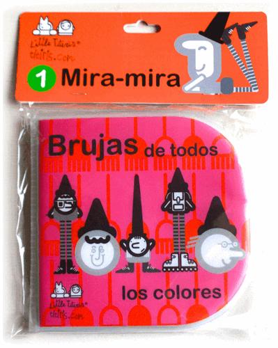 mira mira brujas de todos los colores titiris