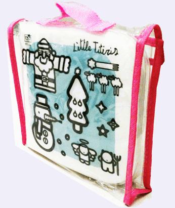 mochila navidad titiris