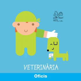 Ofici : Veterinària
