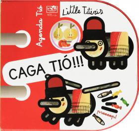 LLIBRE AGENDA DEL CAGA TIÓ