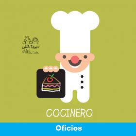 Oficios : Cocinero