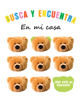 BUSCA Y ENCUENTRA: EN MI CASA