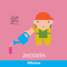 Oficios : Jardinera