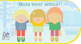 MOLA TENIR AMICS!